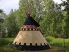 brown-tipi